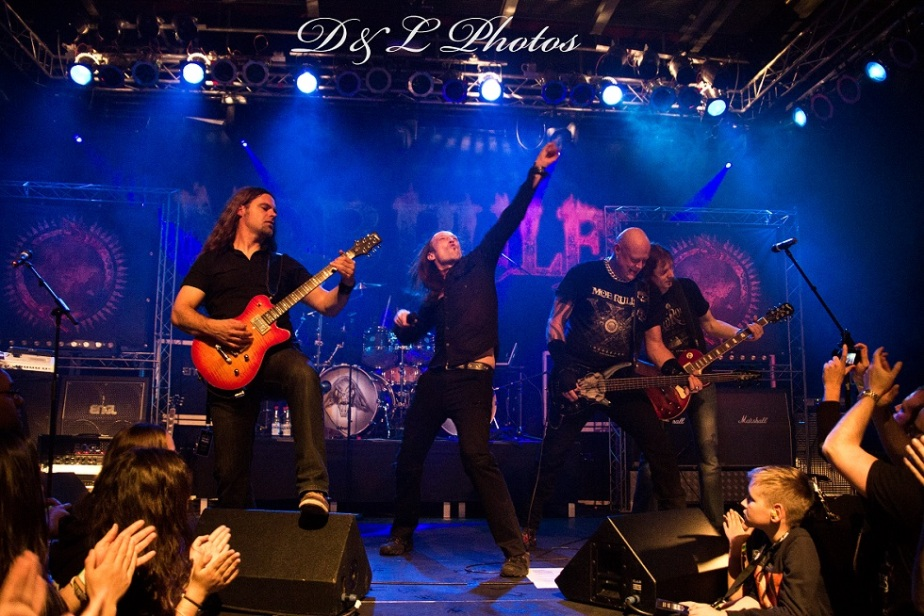 Mob Rules, Wilhelmshaven, Pumpwerk, Break the Barriers Festival, 25.10.2014