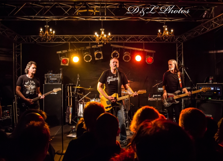 Black Jack, Oldenburg, Burghöfe, Stadtfest, 28.08.2015