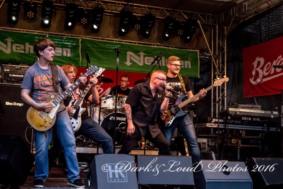 Wendigo, Jever, Altstadtfest,13.8.2016
