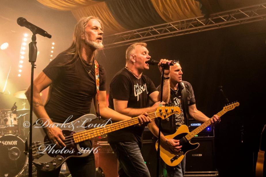 Black Jack, Esens, Schützenfest,9.7.2016