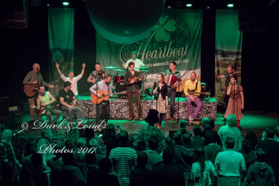 Irish Heartbeat, Wilhelmshaven, Pumpwerk,17.03.2017
