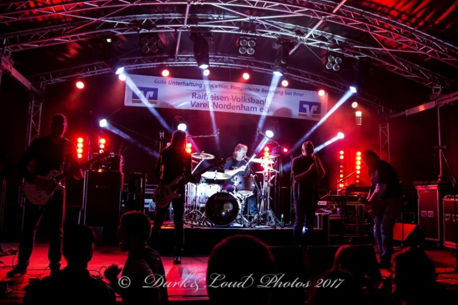Black Jack, Varel, Stadtfest,09.06.2017
