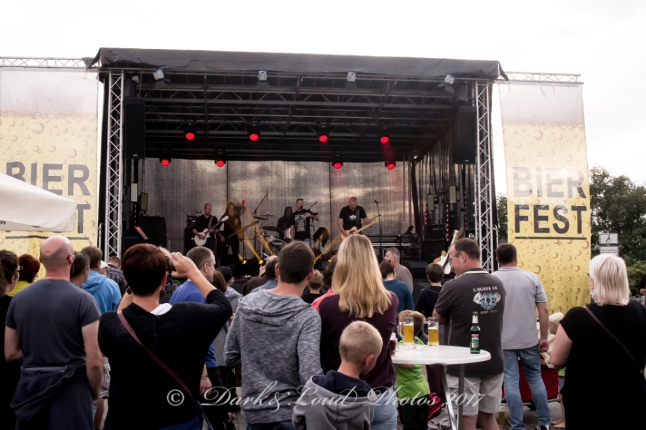 Black Jack, Bensersiel, Bierfest,29.07.2017