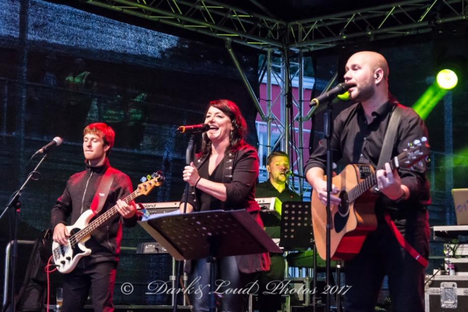 Fearless, Jever, Altstadtfest,12.08.2017