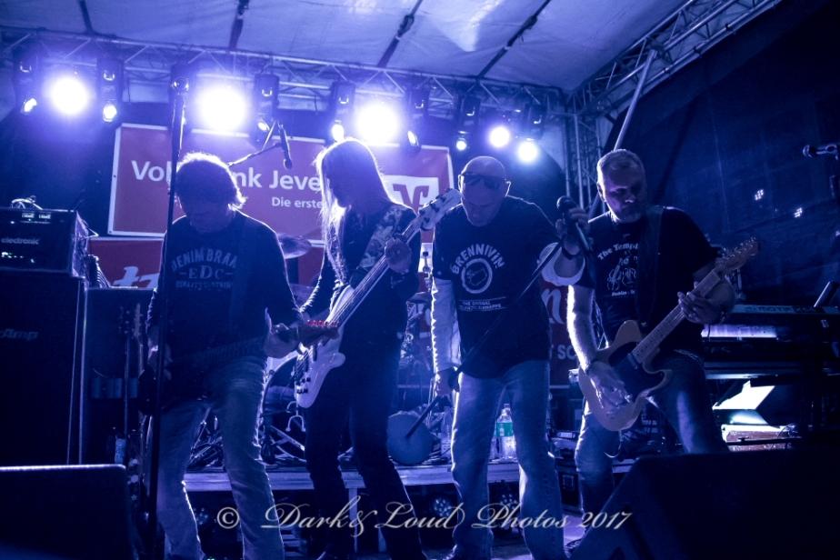 Black Jack, Jever, Altstadtfest,12.08.2017