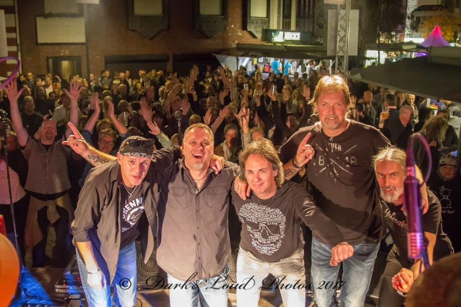 Black Jack, Oldenburg, Stadtfest, 01.09.2017