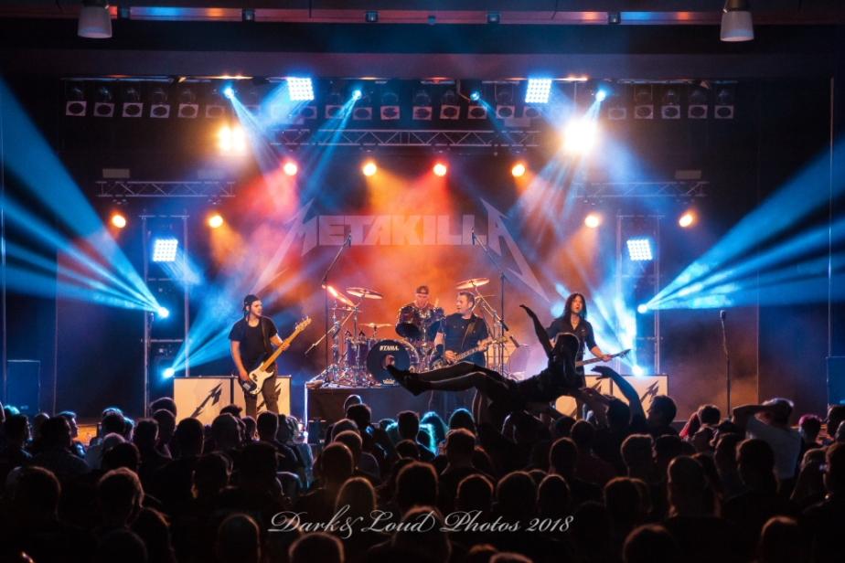 Metakilla, Aurich, Stadthalle,20.04.2018