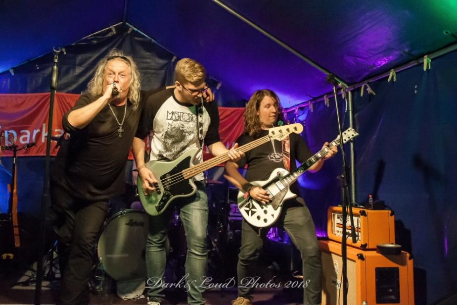 Wendigo + Claus Fischer, Wittmund, Bürgerfest,14.07.2018