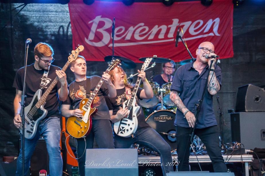 Wendigo, Jever, Altstadtfest,10.08.2018